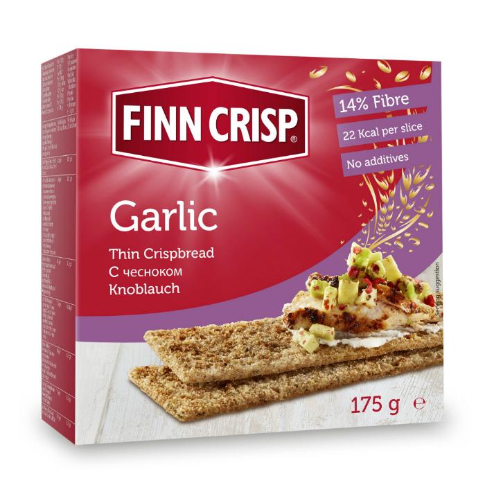Finn_Crisp_garlic_175g