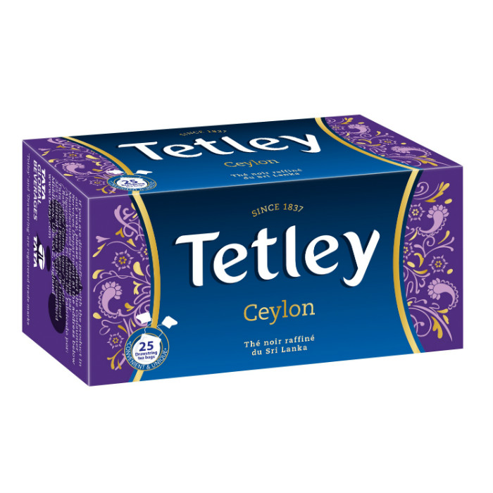 Tetley ceylon  fekete tea 50g