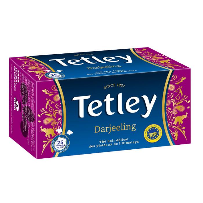 Tetley darjeeling  fekete tea 50g