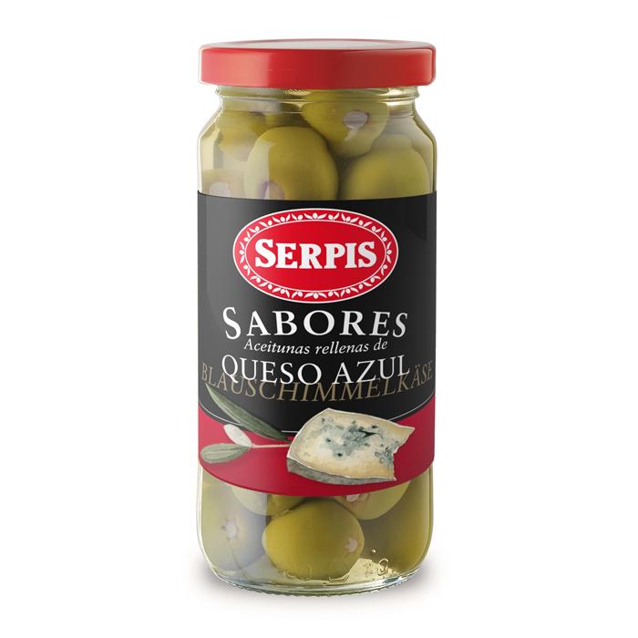 Serpis Sabores Blue Cheese